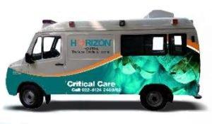 horizon ambulance